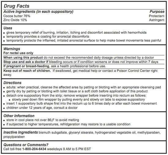 Calminol label information